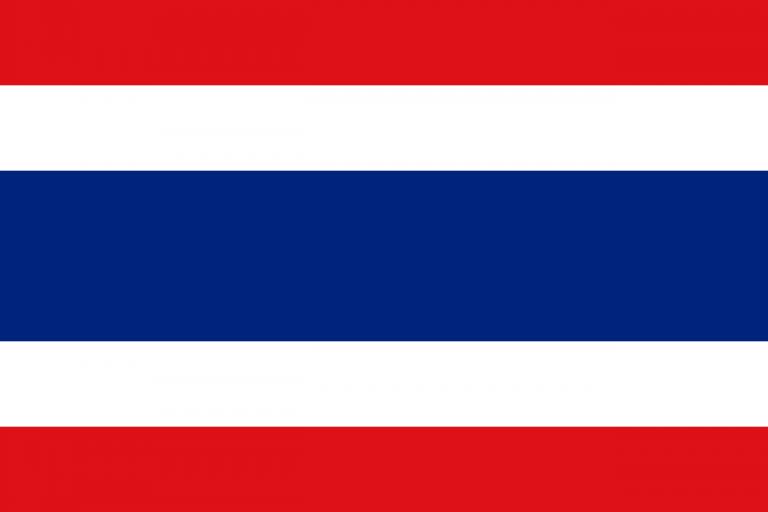 flaga Tajlandia